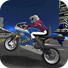 3D警备摩托车