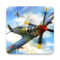 战斗机二战内购破解版解锁所有飞机
