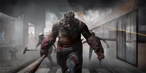硬核丧尸生存射击的游戏