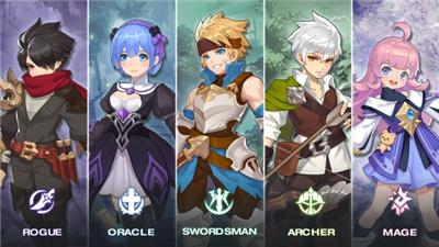 Guardians of Cloudia手游